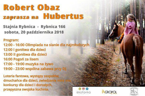 Rybnica: Czas na Hubertusa 2018