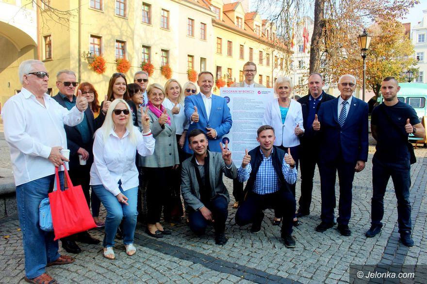 Jelenia Góra: Chcą zadbać o miasto