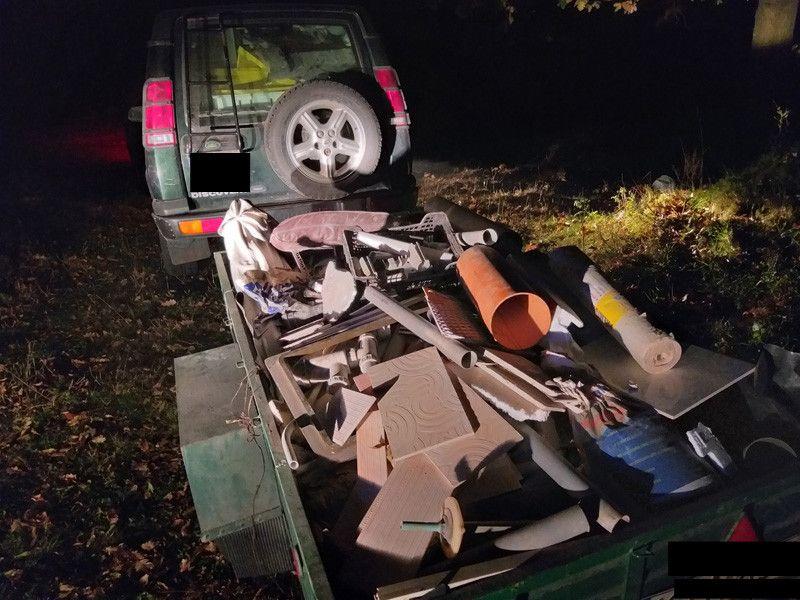 Jelenia Góra: Ujęto śmieciarza