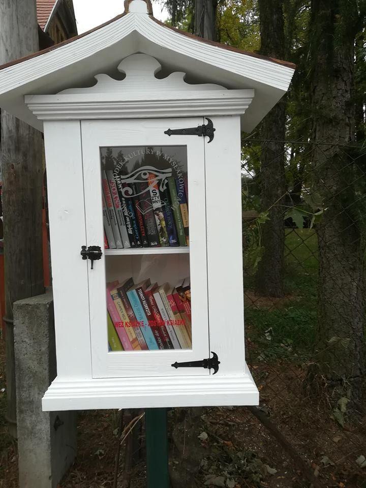 Mysłakowice: Minibiblioteczki przyjęły się w gminie