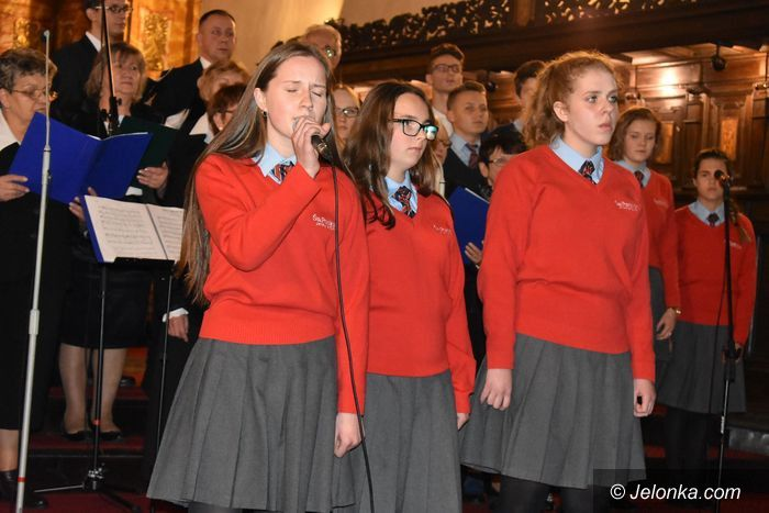 Jelenia Góra: Koncert papieski
