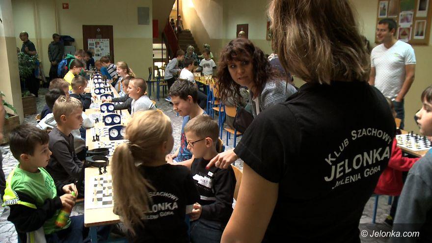 """Jelenia Góra: Turniej szachowy """"Jelonka OPEN"""