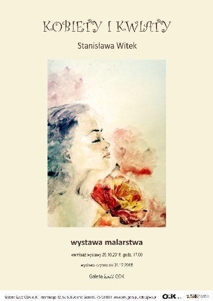"""Jelenia Góra: Wystawa """"Kobiety i kwiaty"""" w ODK"""