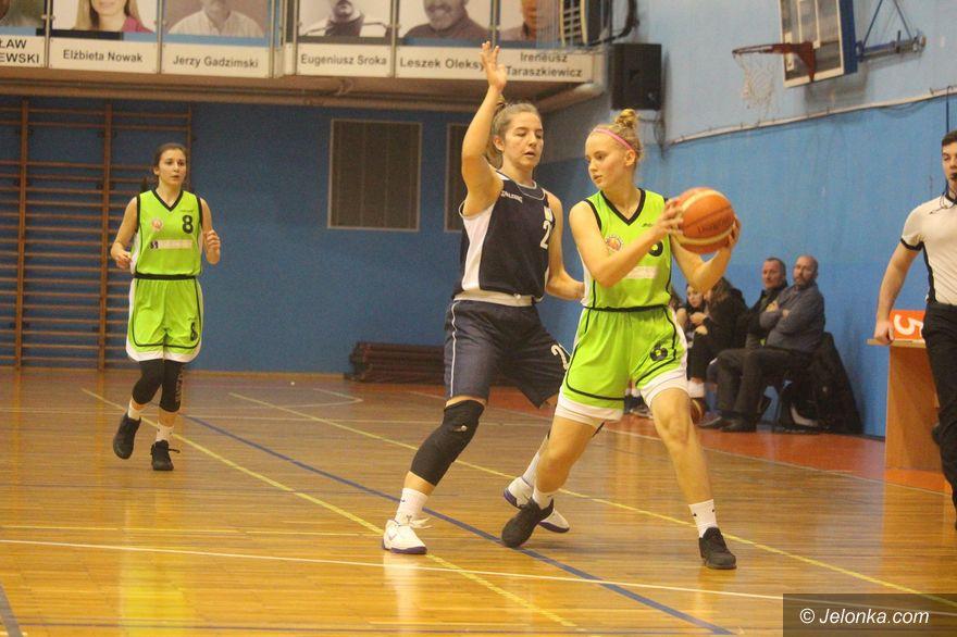 Jelenia Góra: Przegrane starcie z Basketem