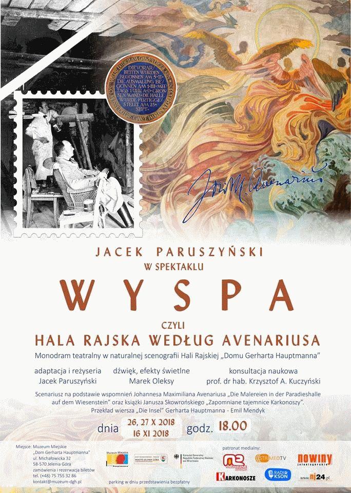 Jelenia Góra: Spotkanie z teatrem w willi noblisty
