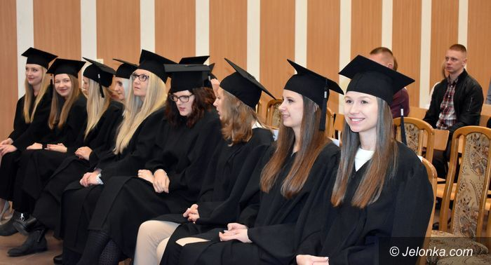 Jelenia Góra: Dyplomy wręczone