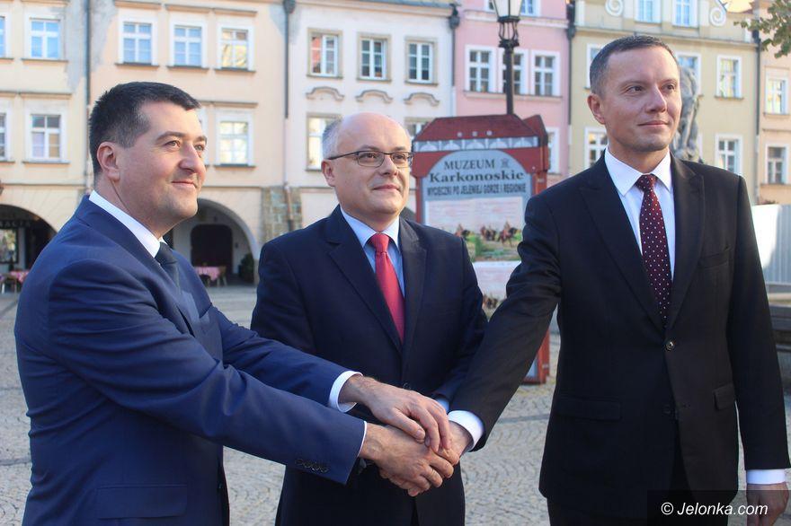 Jelenia Góra: Krzysztof Mróz podsumował kampanię