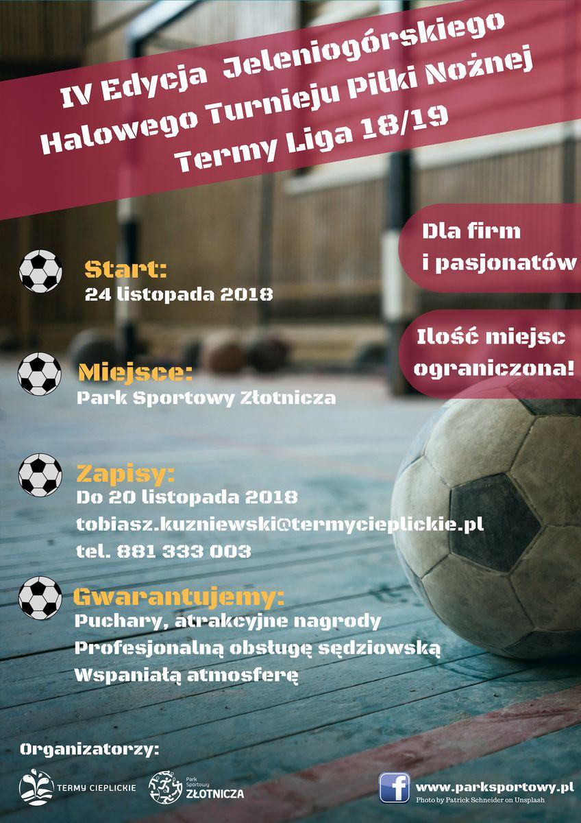 Jelenia Góra: Turniej piłki nożnej