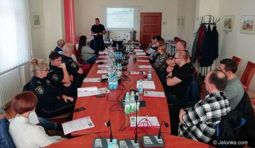 Karpacz: Szkolenie antynarkotykowe w Karpaczu