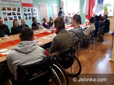 Jelenia Góra: Patriotyczne spotkanie w KSON–nie