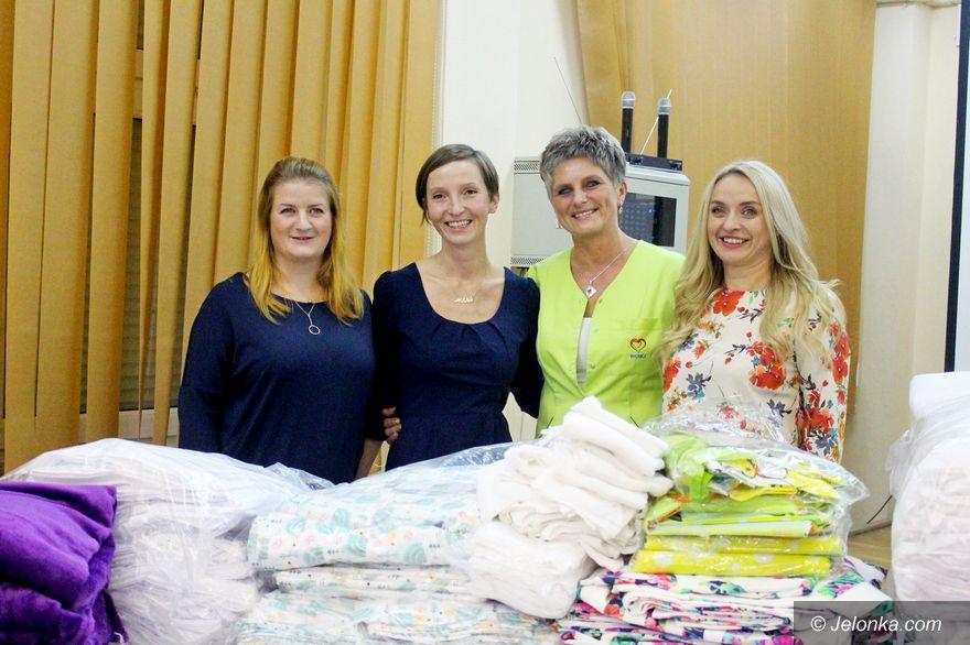 Jelenia Góra: Cudowne mamy dla pediatrii
