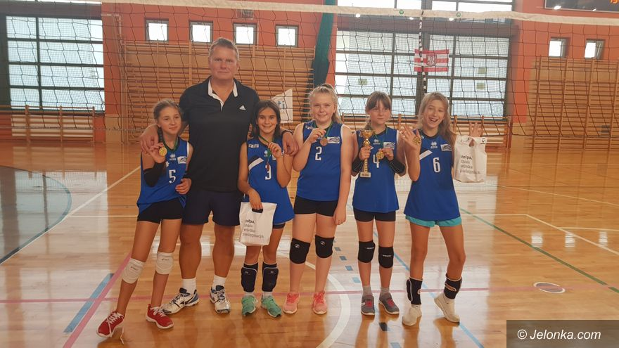 Kąty Wrocławskie: Janowickie siatkarki znów z medalami