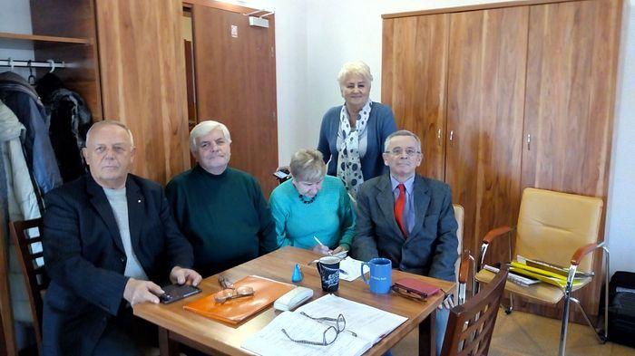 Podgórzyn: Zjazd radnych seniorów