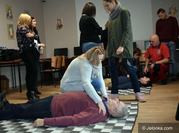 Jelenia Góra: Ćwiczyli kuratorzy