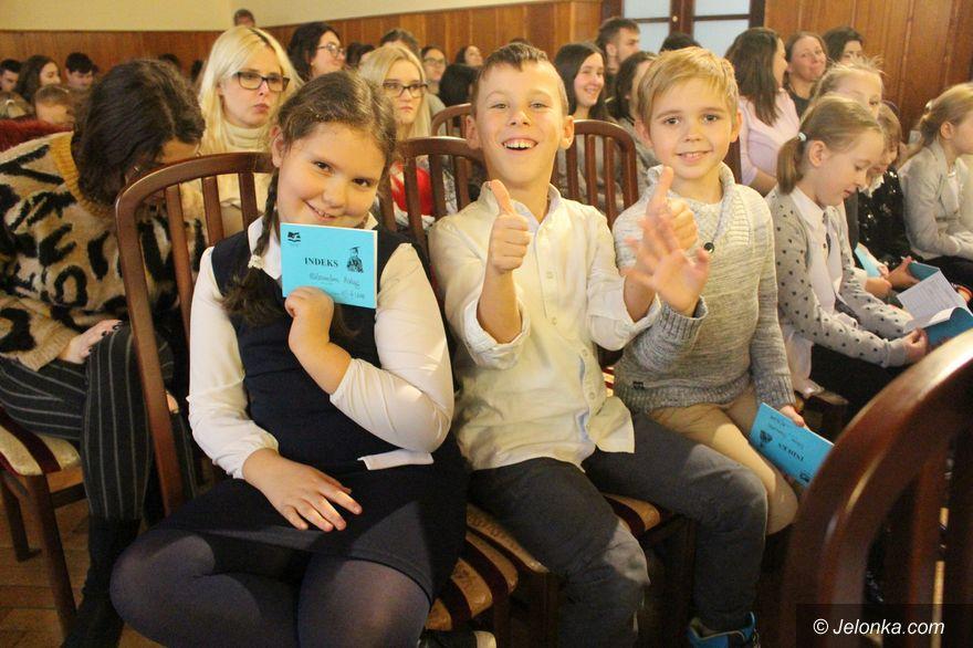 Jelenia Góra: Dzieci z indeksami