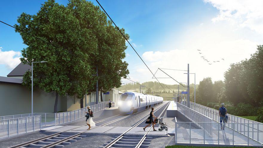 Jelenia Góra: Nowa stacja PKP, wkrótce będą kolejne