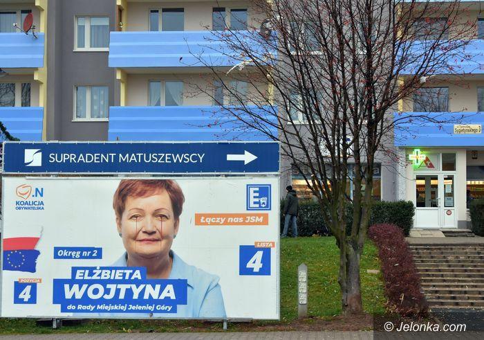 Jelenia Góra: Czy JSM złamała Kodeks Wyborczy?