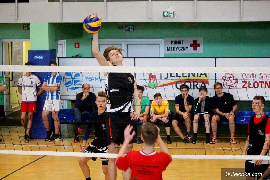 Jelenia Góra: Siatkarskie Igrzyska Młodzieży