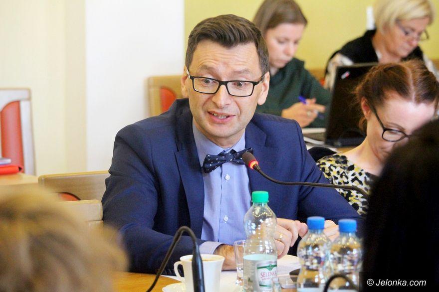 Jelenia Góra: Oświadczenie radnego Rafała Szymańskiego