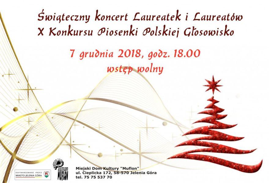 Jelenia Góra: Koncert laureatów Głosowiska w 'Muflonie