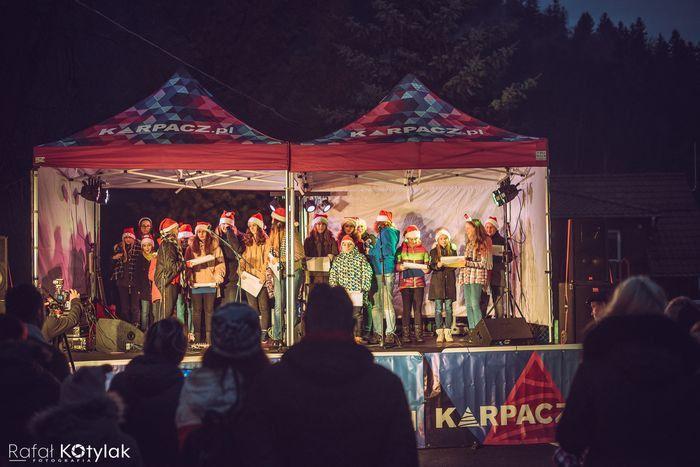 Karpacz: Nowe iluminacje świąteczne Karpacza