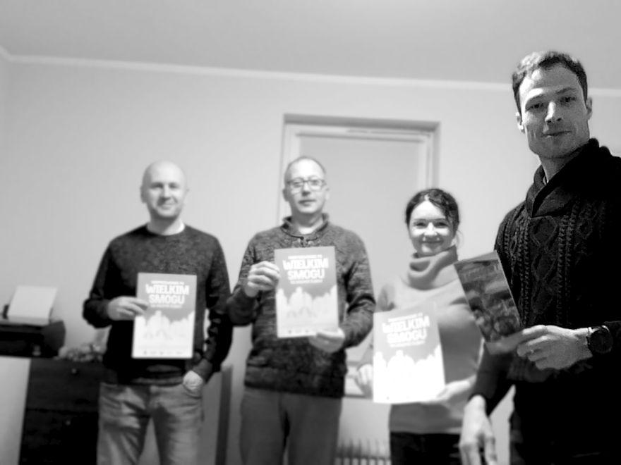 Jelenia Góra: Oni walczą o czyste powietrze!