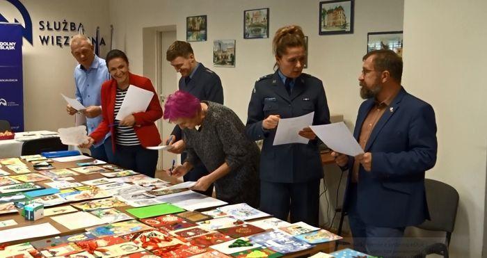 Jelenia Góra: Świąteczny konkurs aresztu śledczego