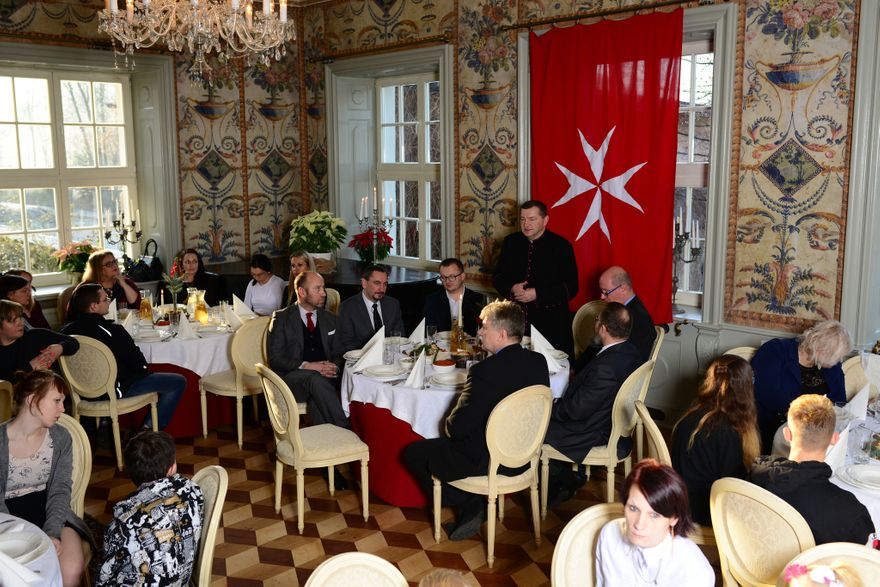 Powiat: Opłatek Maltański w Pałacu Staniszów