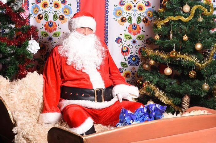 Mysłakowice: Mikołaj dojechał