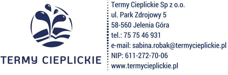Jelenia Góra: W środę Termy Cieplickie od 14.00