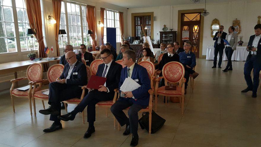 Region: Konferencja o pałacach i parkach pogranicza