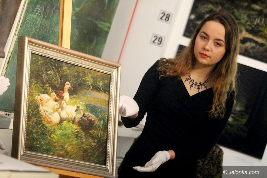 Jelenia Góra: Aukcja dzieł sztuki w Galerii BWA za nami
