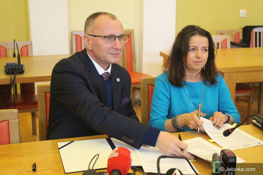 Jelenia Góra: Umowa podpisana – będzie rondo