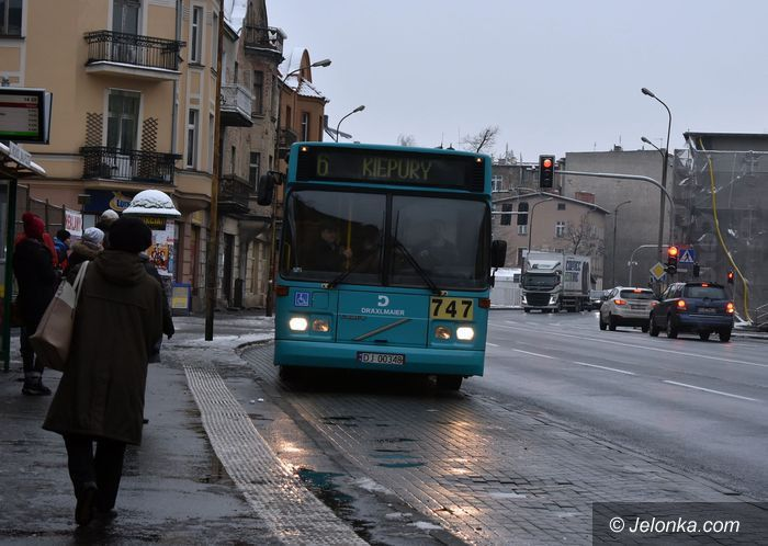 Jelenia Góra: Uciążliwy pasażer