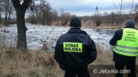 Jelenia Góra: Strażnicy zapobiegli ewakuacji