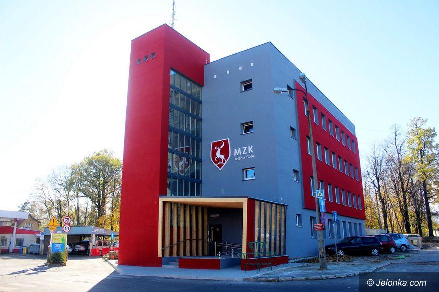 Jelenia Góra: Siedziba MZK po remoncie