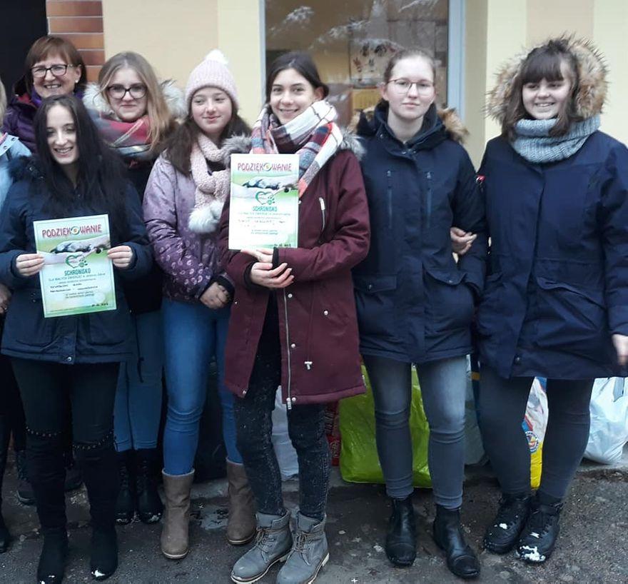 Jelenia Góra: O wolontariacie młodzieży z bursy cieplickiej