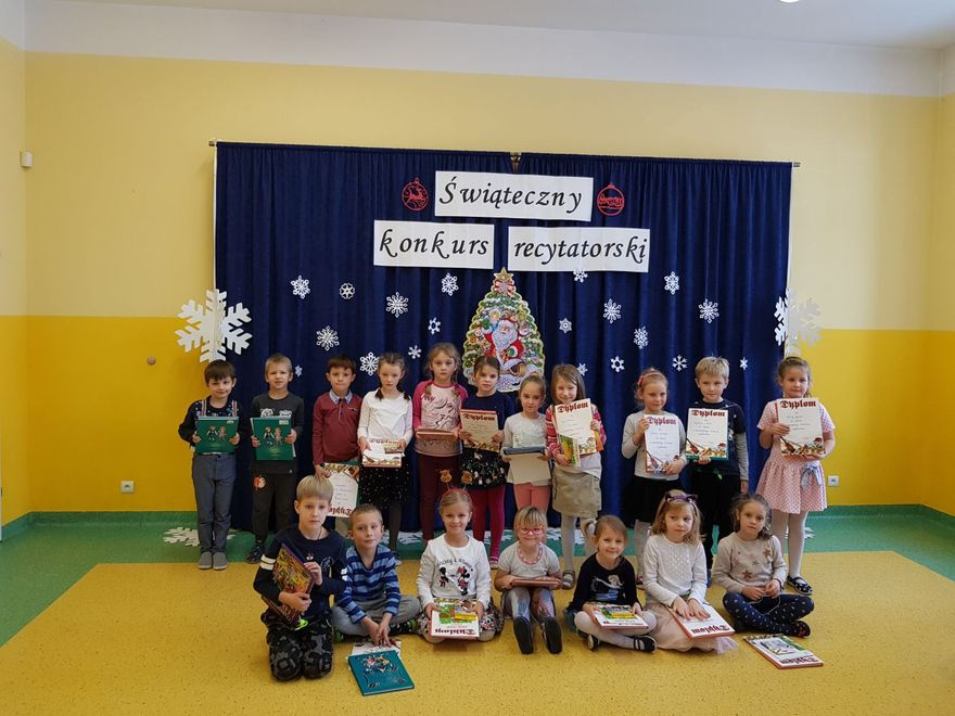 Karpacz: Dzieci recytowały