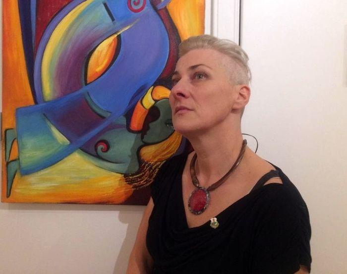 Szklarska Poręba: Obrazy Riabkowej w londyńskiej galerii