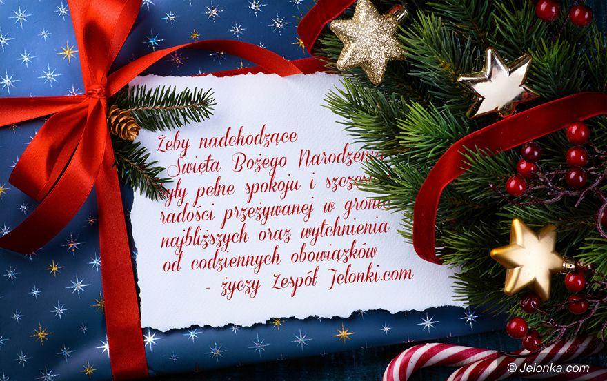 Jelenia Góra: Radosnych świąt!