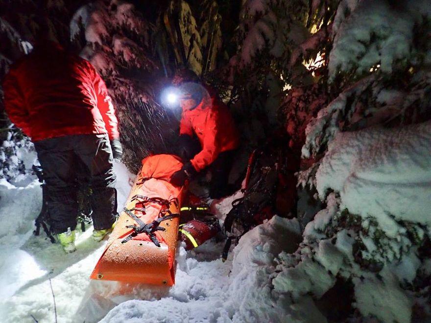 Karpacz: Dramatyczna akcja ratunkowa w górach