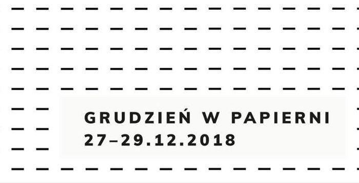 Jelenia Góra: Koniec grudnia w Otwartej Papierni