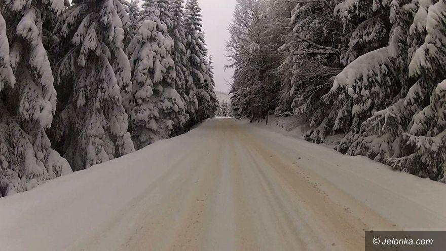 Powiat: Zimowe utrzymanie dróg w powiecie
