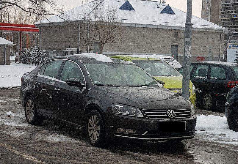Jelenia Góra: Tak zaparkował!