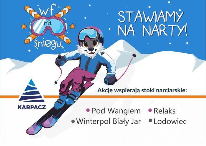 """Karpacz: Ruszył """"WF na śniegu"""""""