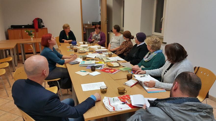 Jelenia Góra: Laboranci spotkali się w Książnicy Karkonoskiej