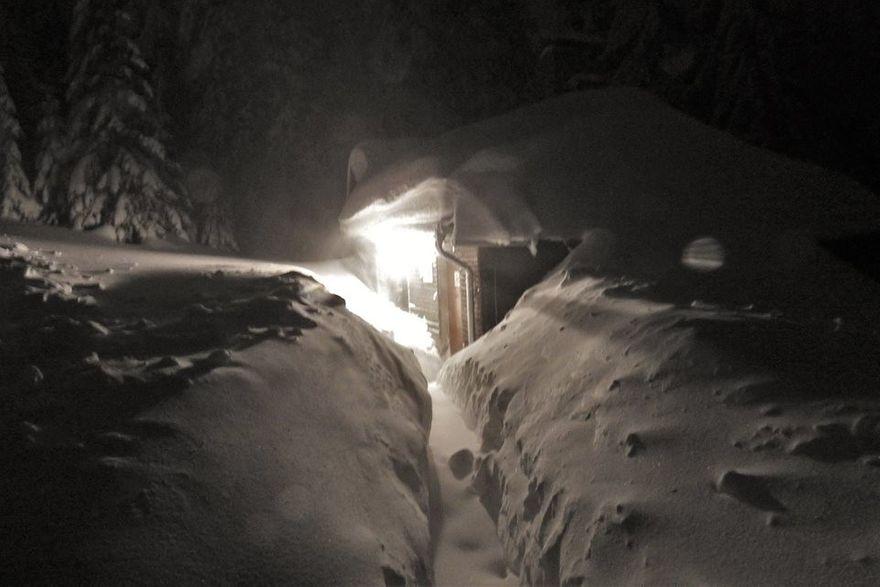 Region: W górach technika przegrywa z zimą