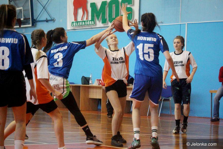 Jelenia Góra: Licealiada koszykarek