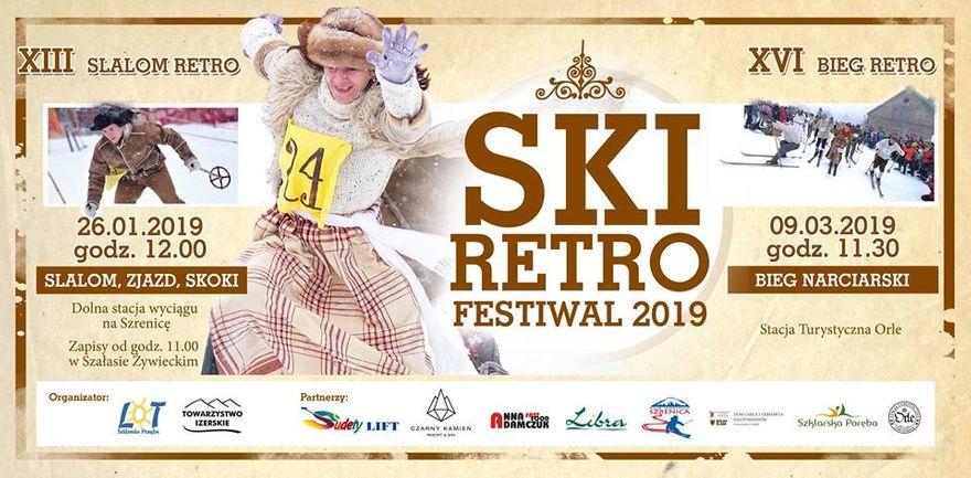 Szklarska Poręba: Zawody retro dla narciarzy
