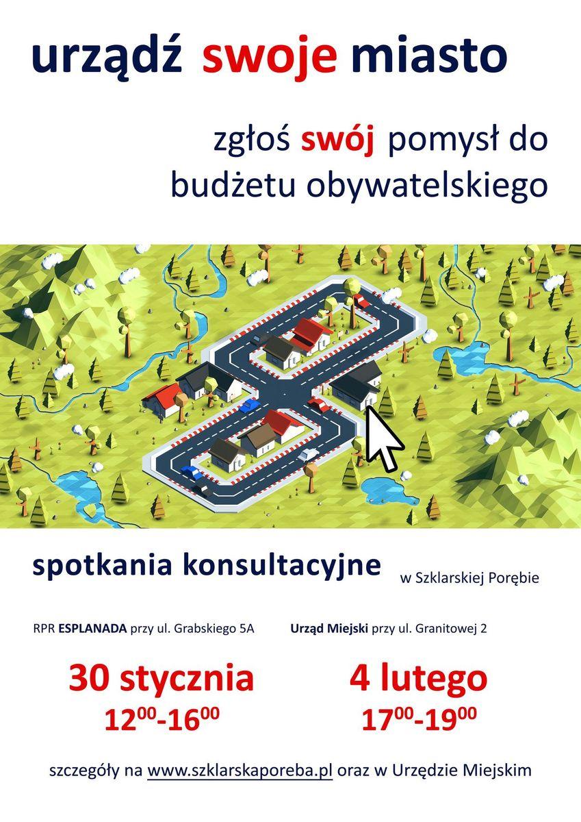 Szklarska Poręba: Budżet Obywatelski pod Szrenicą
